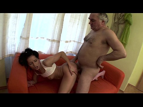 Teen Stepdaughter Likes Having Old Cock In Her Pussy