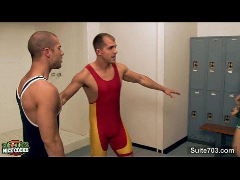 Locker Room In Jocks 3some Horny Fuck Xvideos com FJTlK1c3