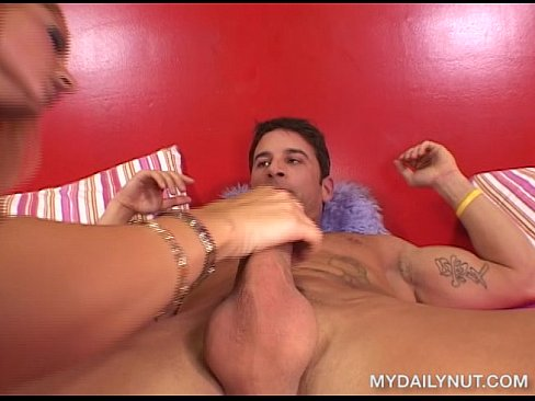 Lena Bacci Is Addicted To Julian's Cock