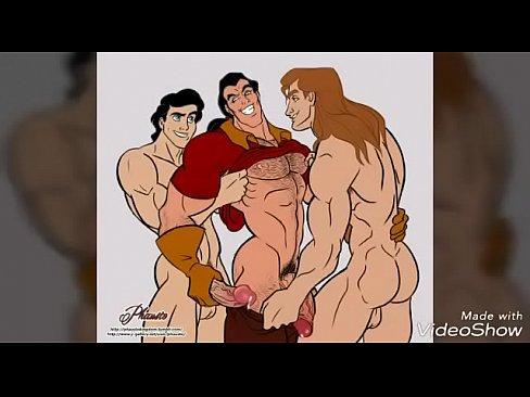 Little Mermaid Gay Cartoon Porn Comic Story Gay Cartoon Porn