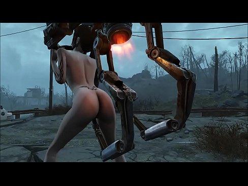 Fallout 4 Mr Handy