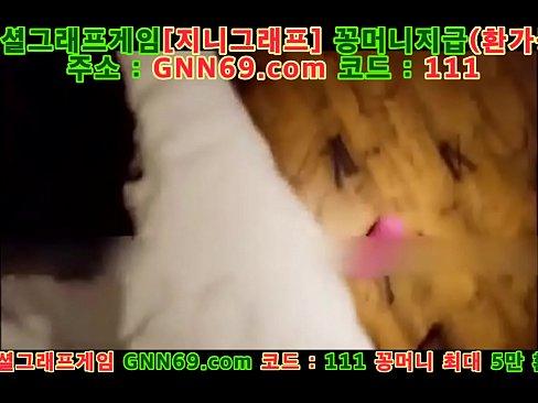 한국 노모 알아주는 부자라던데 집 존나 좋네 스크린으로 영상틀어놓고 여친먹기