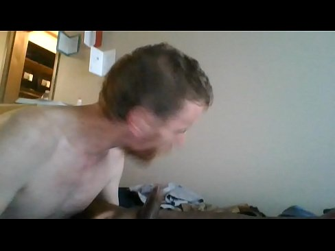 "dalmationham gets dick sucked by ginger bearded ""cock pig"""