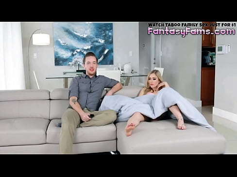 FantasyFams - Horny Stepsister Is Crazy for Stepbrother
