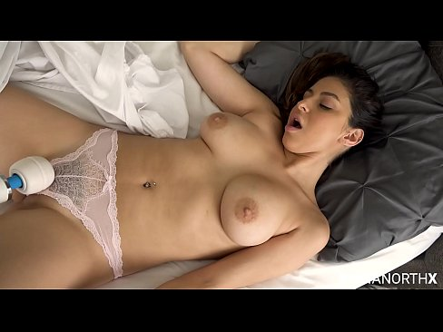 Sleeping Teen Wakes Up to Cock