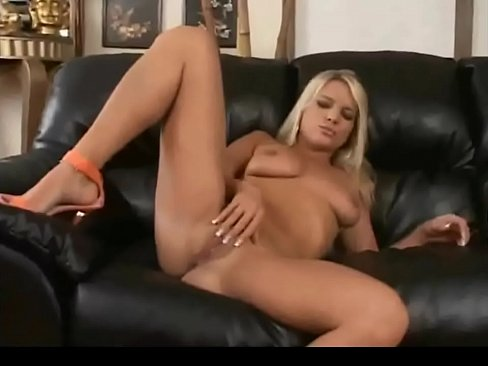 Hot Teen Blonde Gets the Jizz