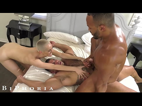 Man Shares His Wife & His Cock With Dumped Buddy - BiPhoria