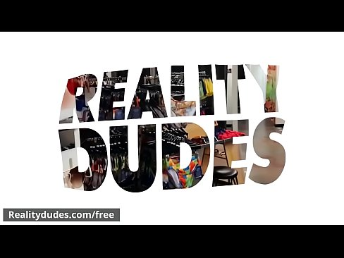 (Ashton McKay, Daxx Carter) - Dudes In Public 39Clothing Store - Trailer preview - Reality Dudes