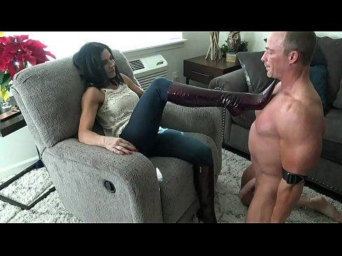 Mistress & Her Boots slut