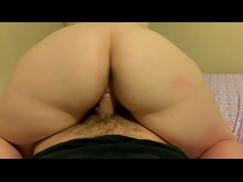 Thick white girl rides dick while husband is at work!