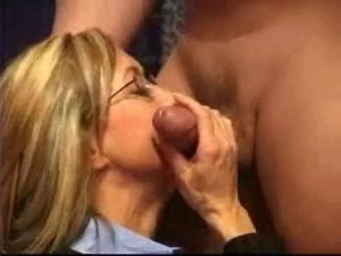 milf gives best blowjob