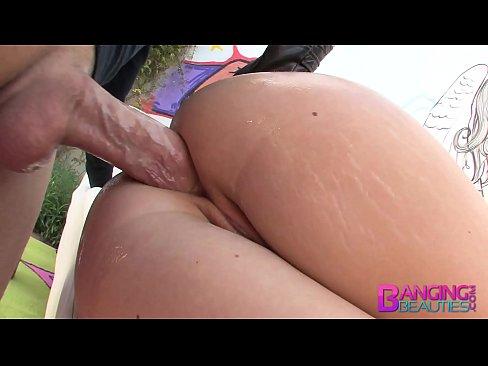 Lesbian Sensual Ass Licking