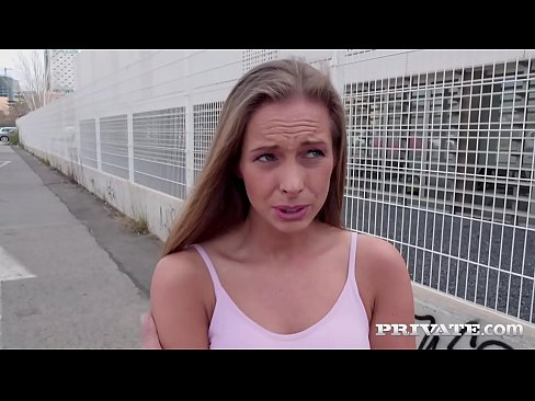 Private.com - Sandy Haired Hotness Kinuski Loves Anal Sex!