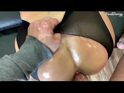 Playful Secretary FeralBerryy seduced her boss