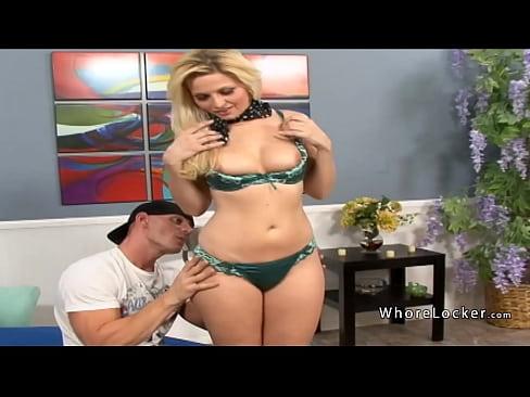 Big Tits Blonde Bobbi Eden Fucked