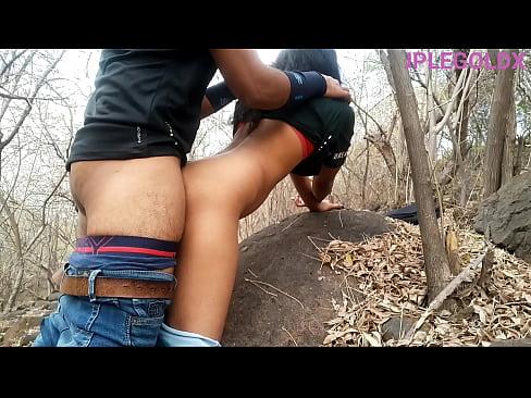 जंगल में ले जाकर चुदाई कर ली