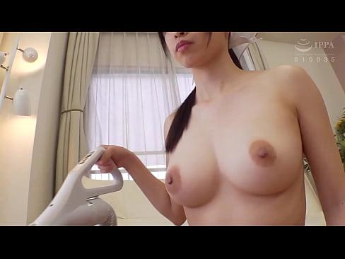 Riina Aizawa - The Naked Housekeeper: Agency for Naked Housekeepers