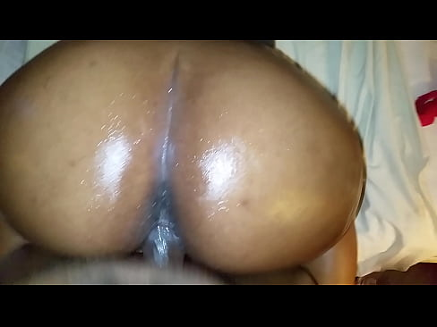 Big ass oiled LiLi fucked