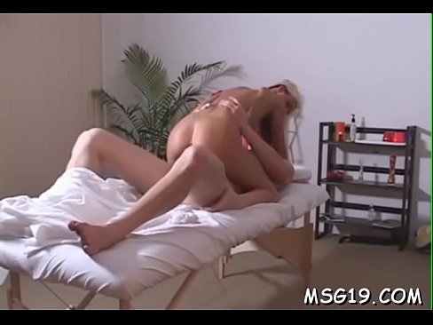 Bare massage video