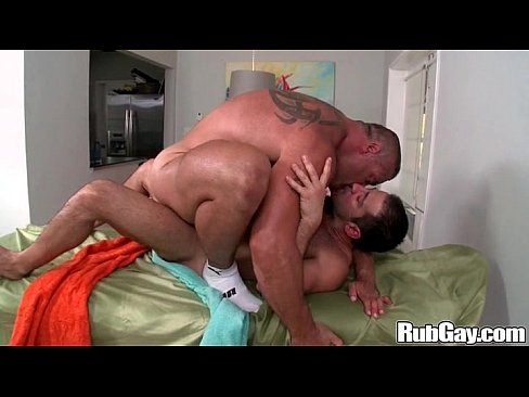 Rubgay Muscule Anal Massage