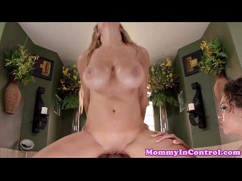 Was under threeway in cumswapping alyssa pornstar lynn has got!