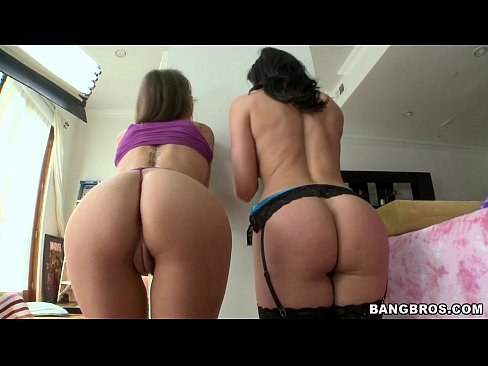 2 Perfect Asses - Riley Reid and Kendra Lust