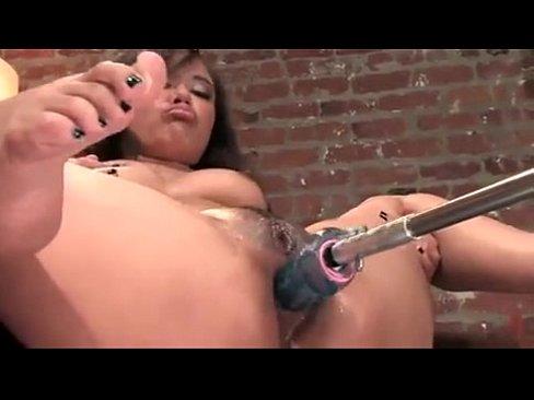 Annie Cruz Fucking Machines