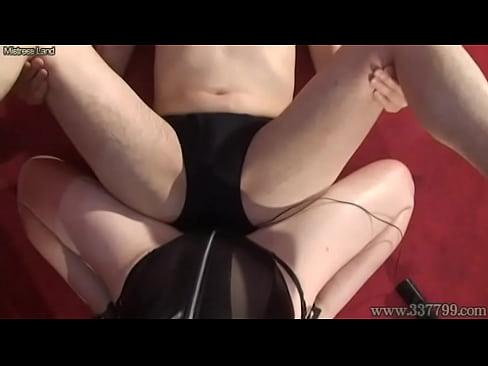 Strict women spanking men