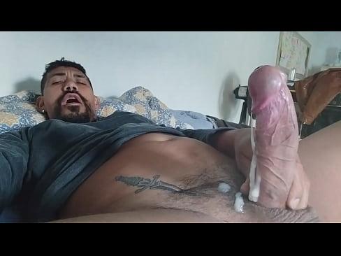 masturbação - Gozei pra caralho -Apolo Bridgestone
