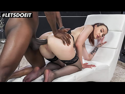LETSDOEIT - (Tabitha Poison And Mike Chapman) Inked Czech Girl Got Her Ass Deep Drilled By BBC