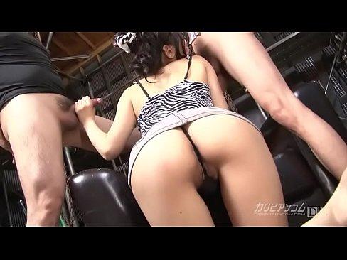 武井麻希 Maki Takei突貫肛門3P樂