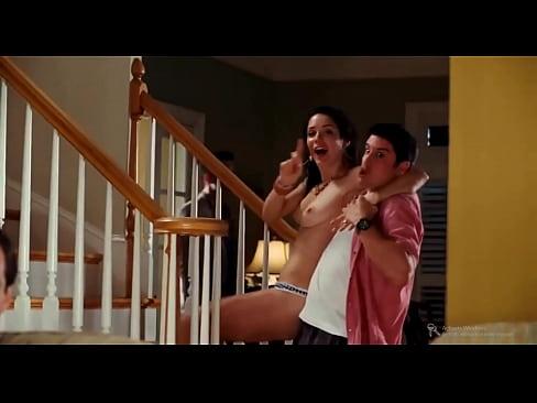 Sex scene pie american American sex