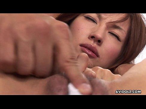 Japanese cock teaser, Mecumi got banged, uncensored