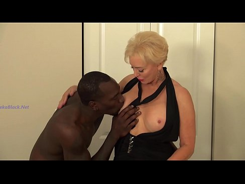 Driving Miss Seka's Interracial Fun