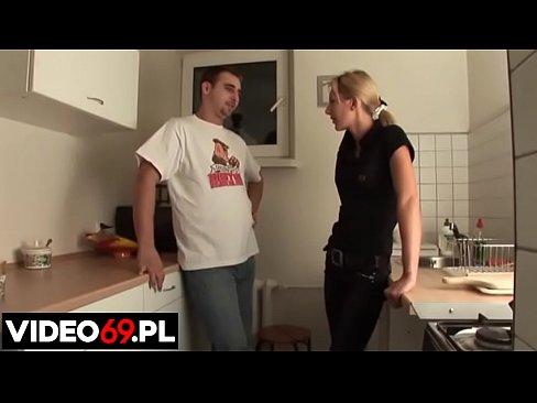 Polskie porno - Wizyta fachowca od kuchenek