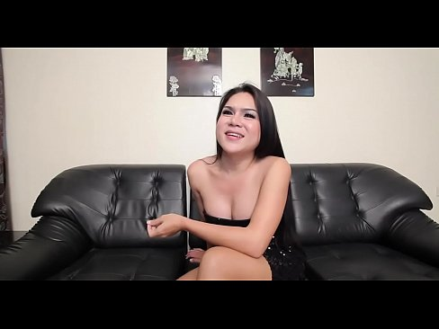 Anal penetration for a ladyboy