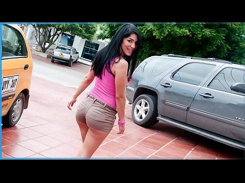 CULIONEROS - Big Booty Armenian Babe Mariana Sucks And Fucks On Nalgas Grandes!