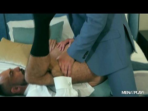 XAVI GARCIA GET SERVE IN HIS MEN AT PLAY DEBUT