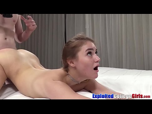 First Time College Anal