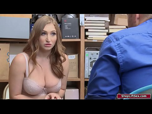 Latina anal fucked by security officer