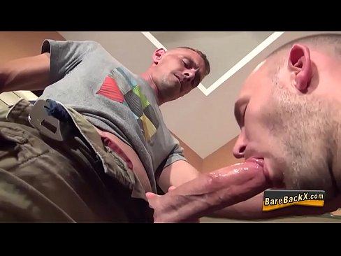 Raw dawged ass drips jizz