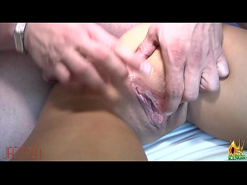 Cunning man creeps in and fucks fine busty sleeping Latin chick