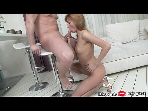Ebony Stepmom Sucks My Dick
