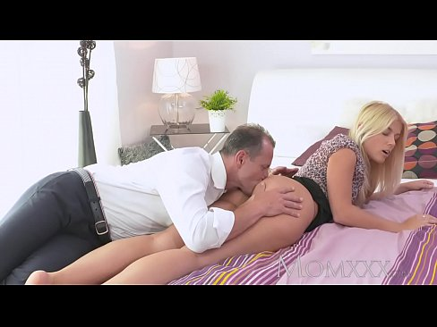 Can not blonde couch the stunning on fucked think, that
