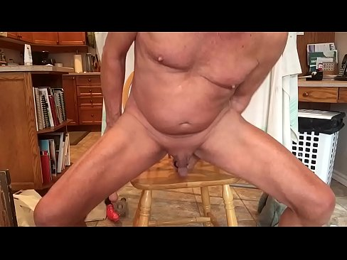 ricky filling his ass