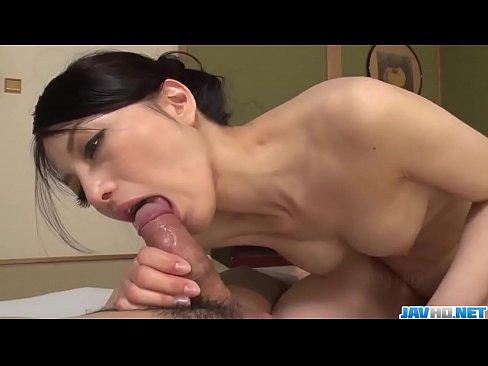 Hot japan girl Miria Hazuki in group sex video