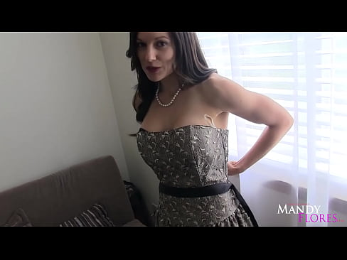 Step-brother takes my Prom Night Virginity HD Mandy Flores