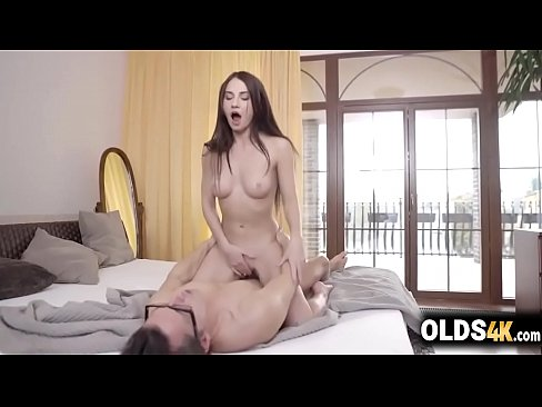 Young pussy ready to ride daddy's hard cock - Lana Ray