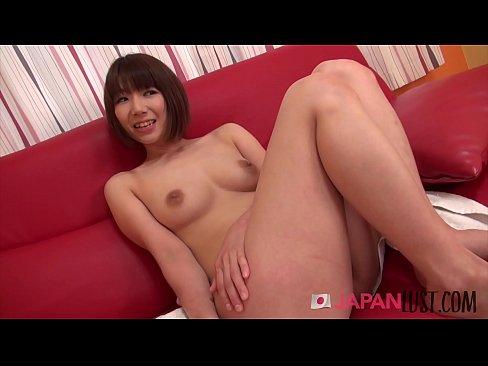 Japanese MILF Tomoko Yagumo Fresh Out Of Shower For Sex