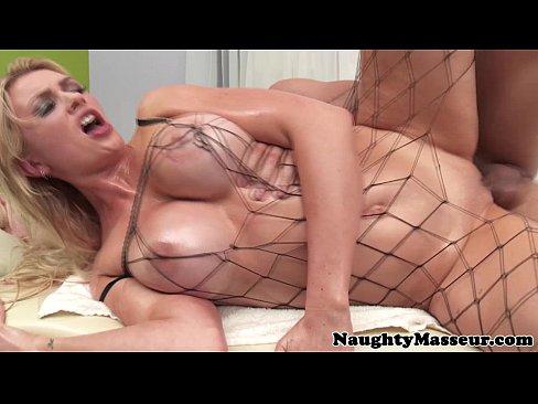 Gigi Allens getting cock at her massage
